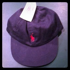 Infant Ralph Lauren baseball cap
